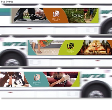 Barkley bus boards